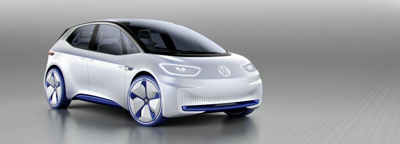 Volswagen ID Concept Car